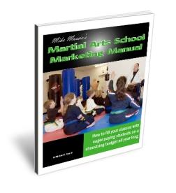 Mike Massie's martial arts school marketing manual